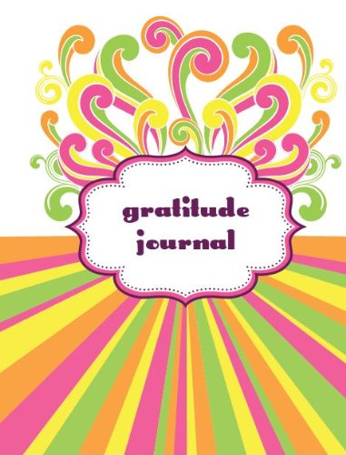 Gratitude Journal - Explosion of Gratitude - 1