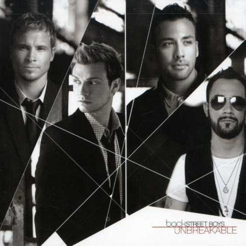 CD : BACKSTREET BOYS - Unbreakable