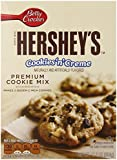 Betty Crocker Hershey's Cookies And Cream Cookie Mix, 12.5 Ounce