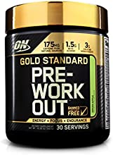 Optimum Nutrition Gold Standard Pre-Workout - 300 g (Green Apple)