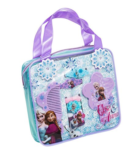 Frozen Bag with Assorted Hair Accessories - 1