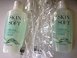 Avon skin so soft 5 fl.oz lot of 2