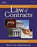 img - for Introduction to the Law of Contracts book / textbook / text book
