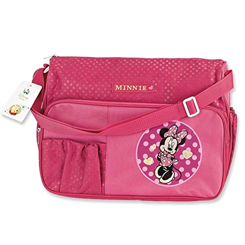 Minnie Mouse Diaper Bag - 1
