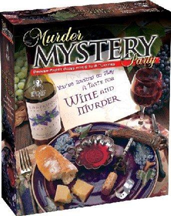 University Murder Mystery Games