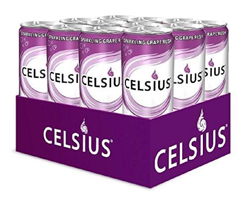 Celsius Calorie Reducing Drink, 12 Ounce Cans