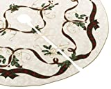 Lenox Holiday Nouveau Christmas Tree Skirt
