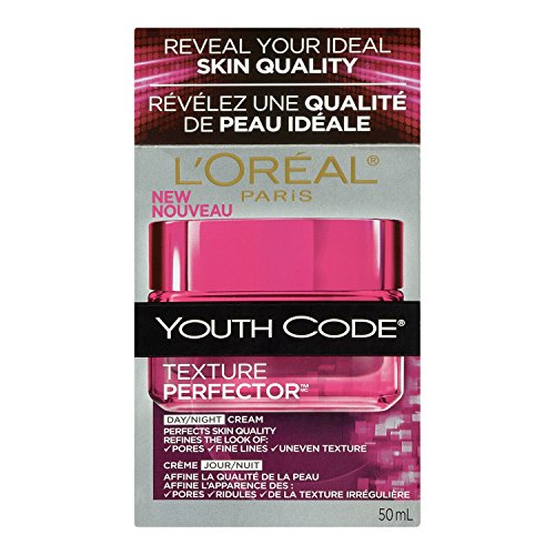 L'Oreal Paris Youth Code Texture Perfector Day/Night Cream, 1.7 Fluid Ounce (Youth Code Day Night Cream compare prices)