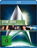 DVD - Star Trek 5 - Am Rande des Universums [Blu-ray]
