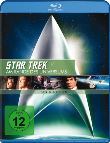 Star Trek 5 - Am Rande des Universums [Blu-ray]