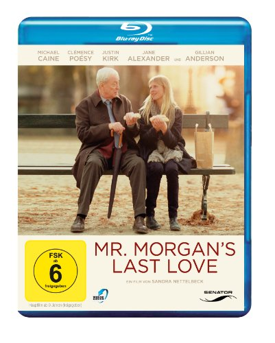 Mr. Morgan's Last Love [Blu-ray]