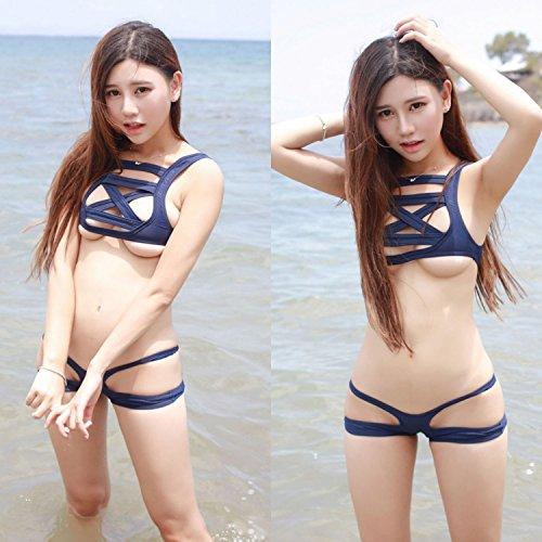 adecco-llc-womens-sexy-criss-cross-bandage-bikini-set-swimsuit-l-dcup