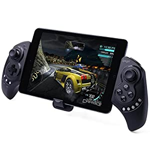 IPEGA PG-9023 Wireless Bluetooth Game Telescopic Controller Gamepad for iPhone iPod iPad iOS System, Samsung Galaxy Note HTC LG Android Tablet PC