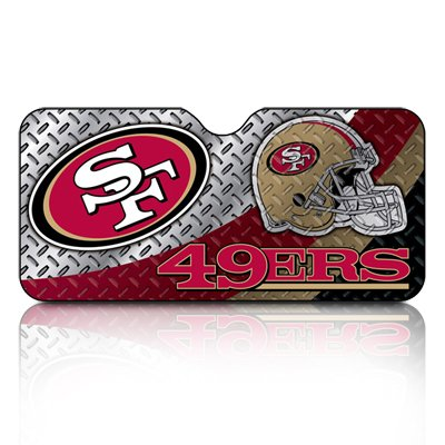 Accessories Interior on Nfl Team San Francisco 49ers Car Front