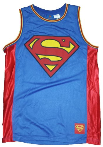DC Comics Superman Man of Steel Graphic Tank Top