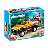 "PLAYMOBIL� 4228 - Pick-Up mit Racing Quadvon ""PLAYMOBIL�"""