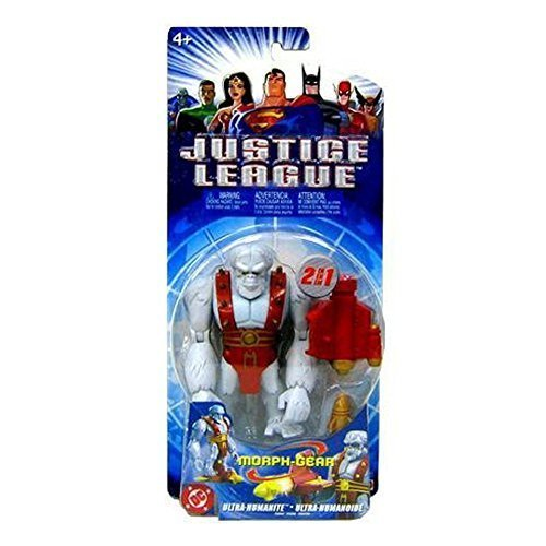 Justice League Ultra Humanite Action Figure by JLA [���s�A��i]