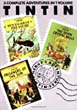 The Adventures of Tintin, Vol. 4:  Red Rackhams Treasure / The Seven Crystal Balls / Prisoners of the Sun (3 Volumes in 1)