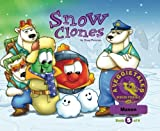 img - for Snow Clones - VeggieTales Mission Possible Adventure Series #5: Personalized for Mason (Boy) c0614 book / textbook / text book