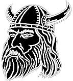 Aufnäher Patch Odins Krieger in 2 Größen