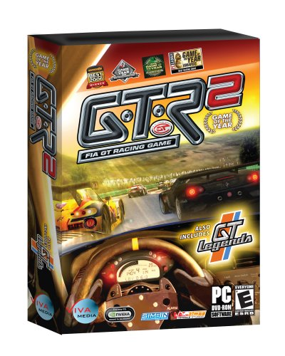 GTR 2: Game of The Year Edition (輸入版)