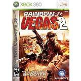 Tom Clancy's Rainbow Six Vegas 2 - Xbox 360 ~ UBI Soft