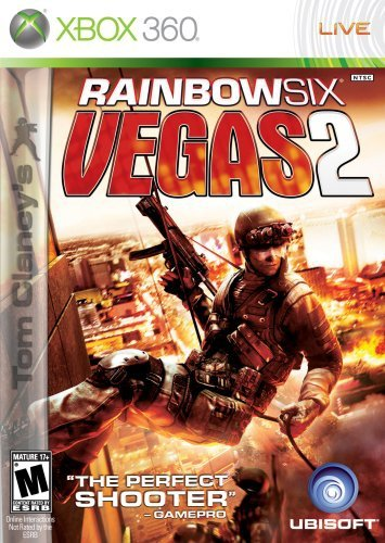 Tom Clancy'S Rainbow Six Vegas 2 - Xbox 360 front-891393