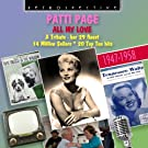Patti Page: All My Love - A Tribute to Her 29 Finest 1947 - 1958