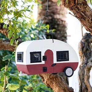 vogelhaus wohnwagen haustier. Black Bedroom Furniture Sets. Home Design Ideas