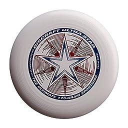 Discraft 175 gram Ultra Star Sport Disc. White