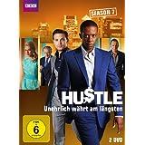 Hustle: Unehrlich währt am längsten _ Season 7 BBC - 2 DVDs
