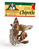 Melissas' Dried Chipotle Chiles, 3 Bags (2 oz)