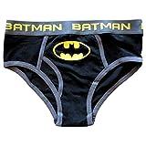 DC Comics Batman Logo POW! Men's Underwear Briefs