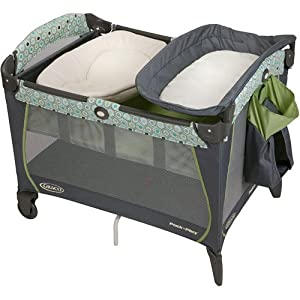 Graco Pack 'N Play Playard with Newborn Napper, Sonoma