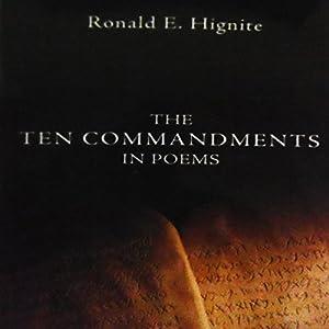 The Ten Commandments in Poems Audiobook