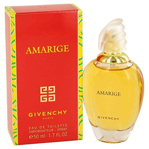 Givenchy Amarige Eau De Toilette Vapo 50 Ml