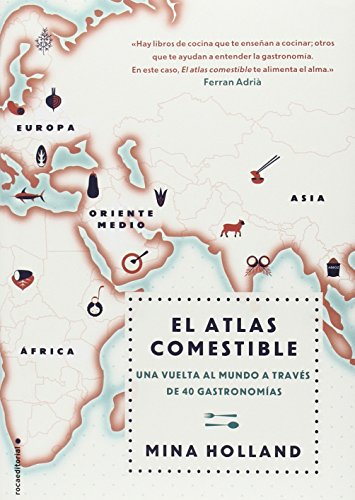 El atlas comestible (Spanish Edition) PDF