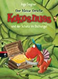 Der kleine Drache Kokosnuss und der Schatz im Dschungel: Band 11 (Die Abenteuer des kleinen Drachen Kokosnuss)