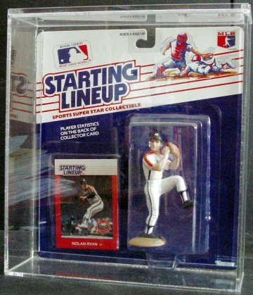 Nolan Ryan-1988 Starting Lineup Figure & card at Amazon.com