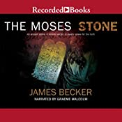 The Moses Stone: Chris Bronson, Book 2 | James Becker
