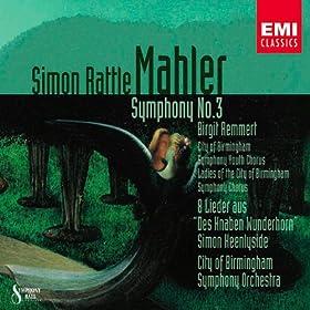 Symphony No 3 In D Minor: Sehr Langsam. Misterioso. Durchauss Ppp 'O Mensch! Gib Acht!' (Nietzsche)