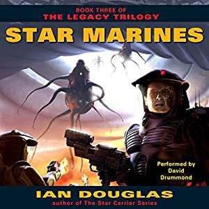 Star Marines Audiobook