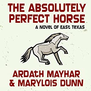 The Absolutely Perfect Horse: A Novel of East Texas | [Ardath Mayhar, Marylois Dunn]
