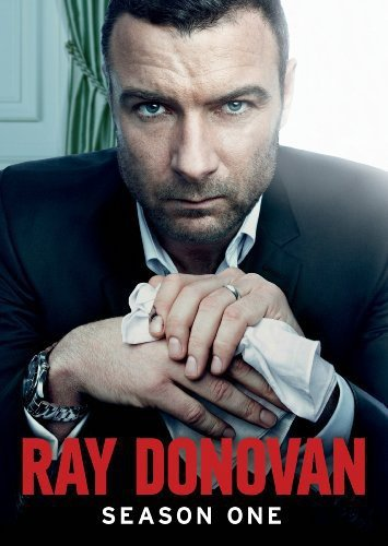 DVD : Ray Donovan: The First Season (Boxed Set, Widescreen, Sensormatic, 4 Disc)