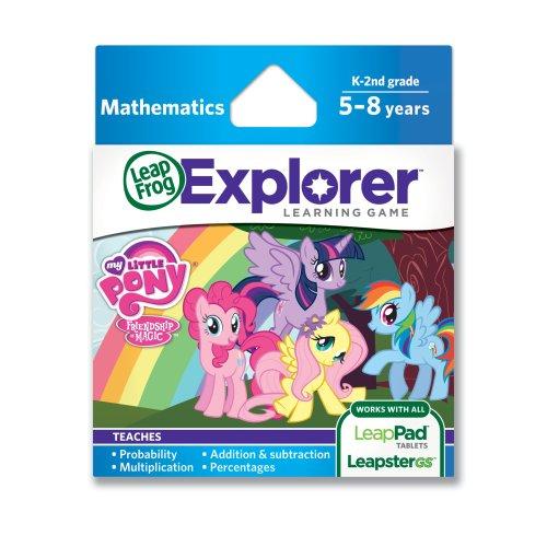 LeapFrog Explorer My Little Pony Friendship is