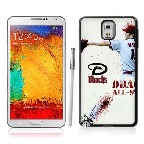 Hot MLB Arizona Diamondbacks Samsung Galalxy Note 3 N9000 Case Cover For MLB Fans By Xcase deal 2015