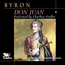 Don Juan (       UNABRIDGED) by George Gordon Byron Narrated by Charlton Griffin
