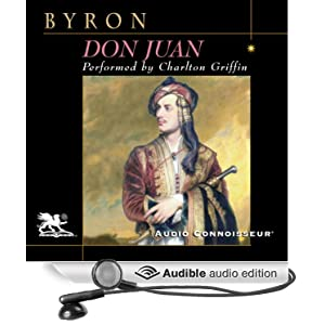 George Gordon Byron - Don Juan (read by Charlton Griffin)