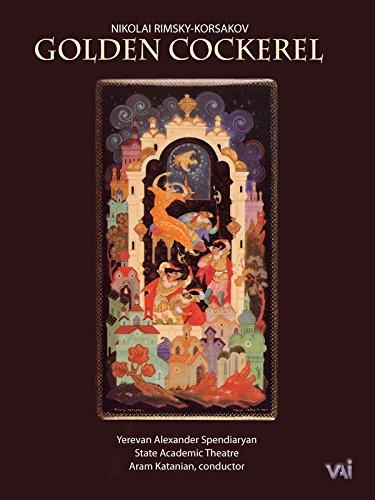 Rimsky-Korsakov, Golden Cockerel (English subtitled) on Amazon Prime Instant Video UK