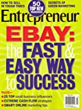 img - for Entrepreneur, March 2008 Issue book / textbook / text book